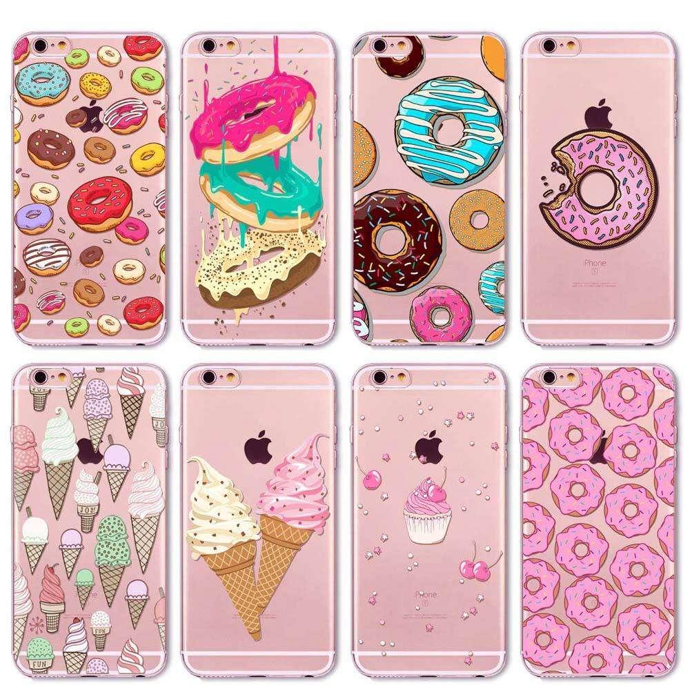 fundas personalizadas para Iphone - rosa