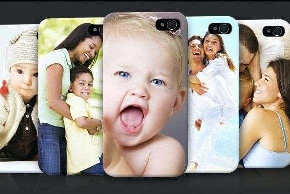 fundas personalizadas para Samsung - fotos de toda la familia